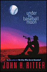 Under the Baseball Moon bookcover